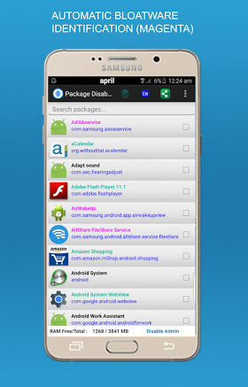 Package Disabler Pro (All Android) 10.7 [Paid] APK