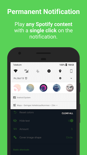 Sign for Spotify - Spotify Widgets and Shortcuts 2.3.6 (Paid) APK