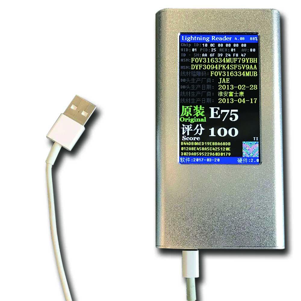 Berühmt Apple Lightning Kabel Schaltplan Bilder - Die Besten ...