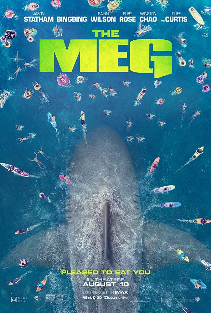 The Meg (2018) 720p WEB-DL 850MB