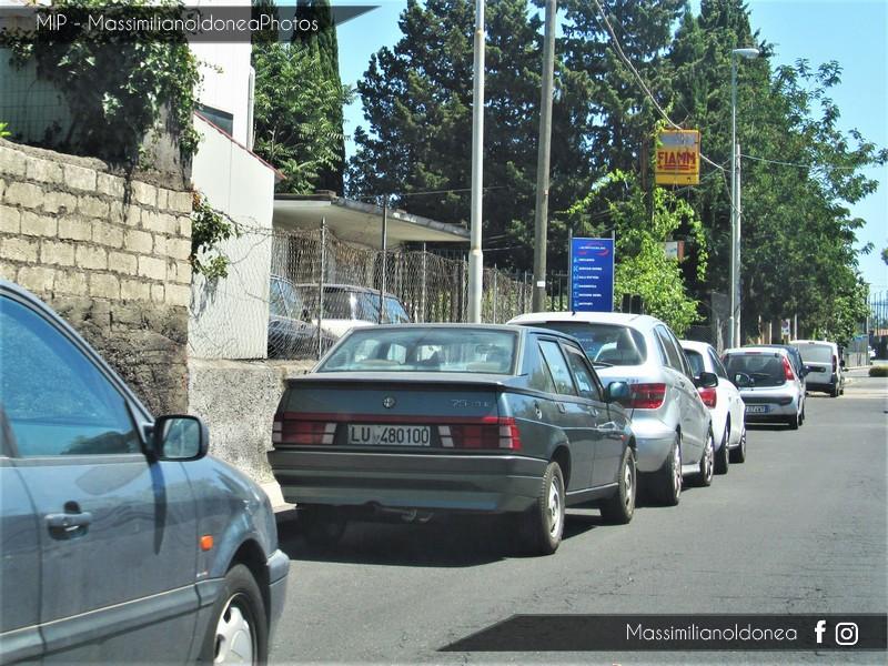 avvistamenti auto storiche - Pagina 30 Alfa_Romeo_75_1_8_120cv_89_LU480100_120_400_25_6_2018