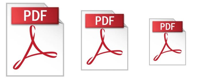 Comprimir PDF online.