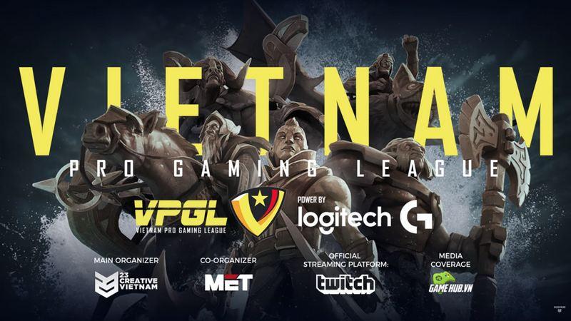 cộng đồng dota 2 việt nam, dota 2, giải đấu, vietnam pro gaming league, vpgl