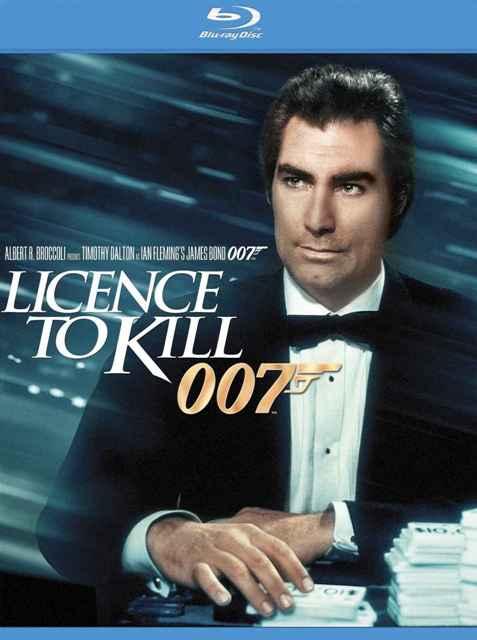 James Bond: Licence to Kill (1989) BluRay 720p 900MB