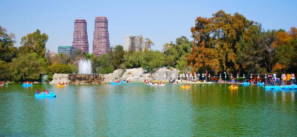 Lago_Menor_Chapultepec3