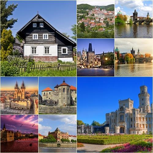 Desktop wallpapers - World Countries ( Czech Republic )