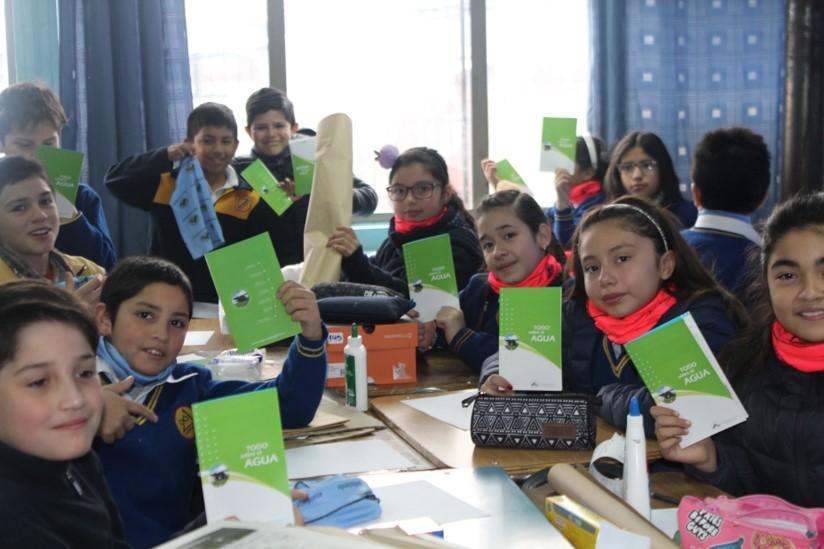 Charlas Colegio Diego Portales