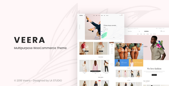 Veera v1.0.7 - Multipurpose WooCommerce Theme