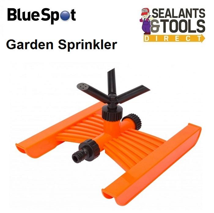 Blue Spot Garden hose 3 Arm Sprinkler 56070