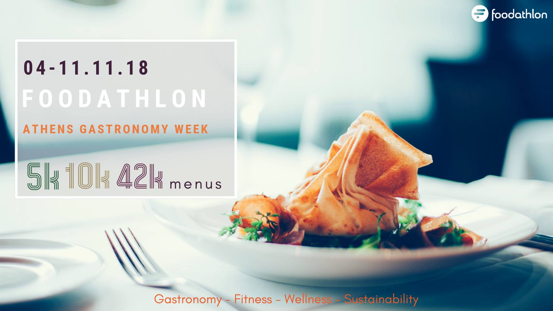Foodathlon Event