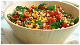 TOP_10_HEALTHY_DINNER_IDEAS_ROASTED_CORN_AND_CILANTRO_SALAD