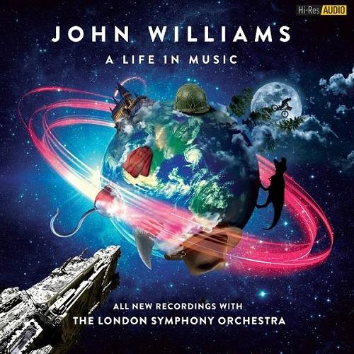 John Williams - A Life In Music (2018) [FLAC 48 kHz/24 Bit]