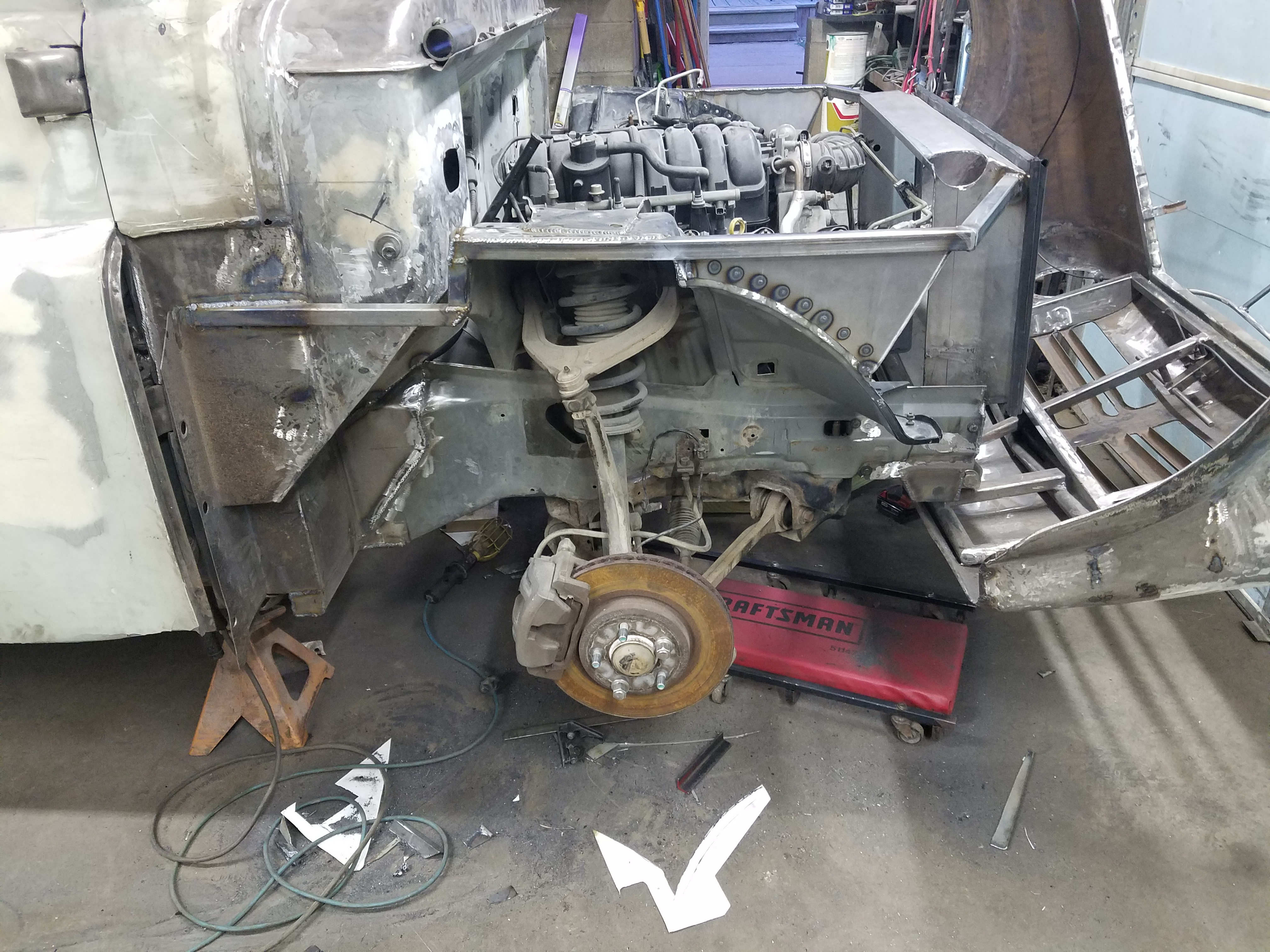 1950 Dodge Panel Van My Long Term Project That Needs To Be Ignition And Charging Wiring Conversion Dodgetalk Img