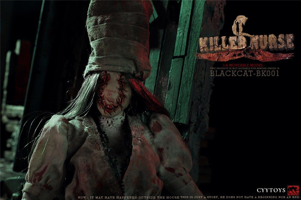 horror - Blackcat-BK001 - Killer Nurse CYY Toys (Viewer Discretion is Advised) 04