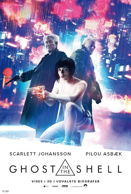 Ghost in the Shell (2017) BluRay 720p 850MB