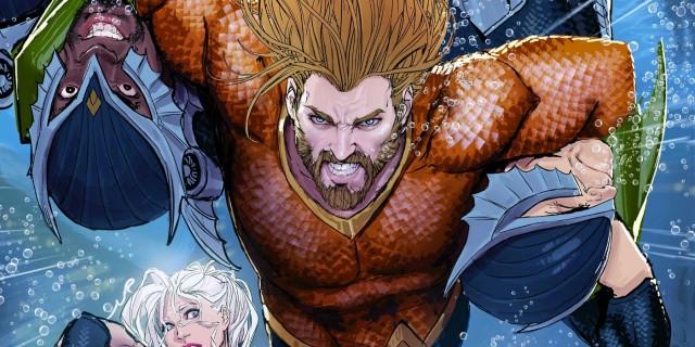 Revelações de Aquaman