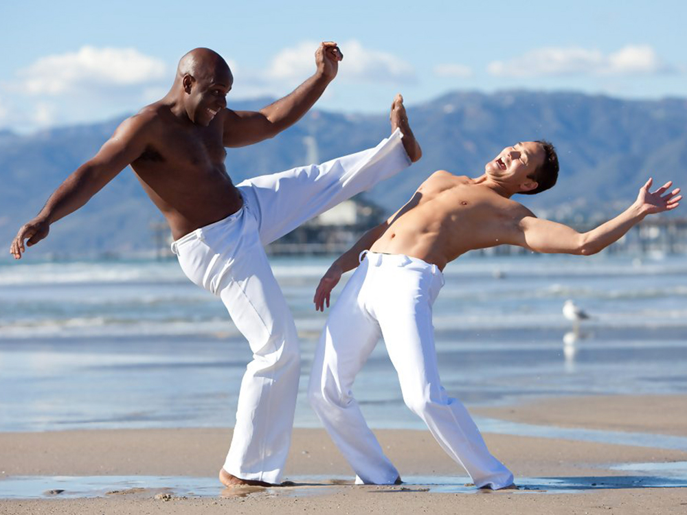 The strangest martial arts