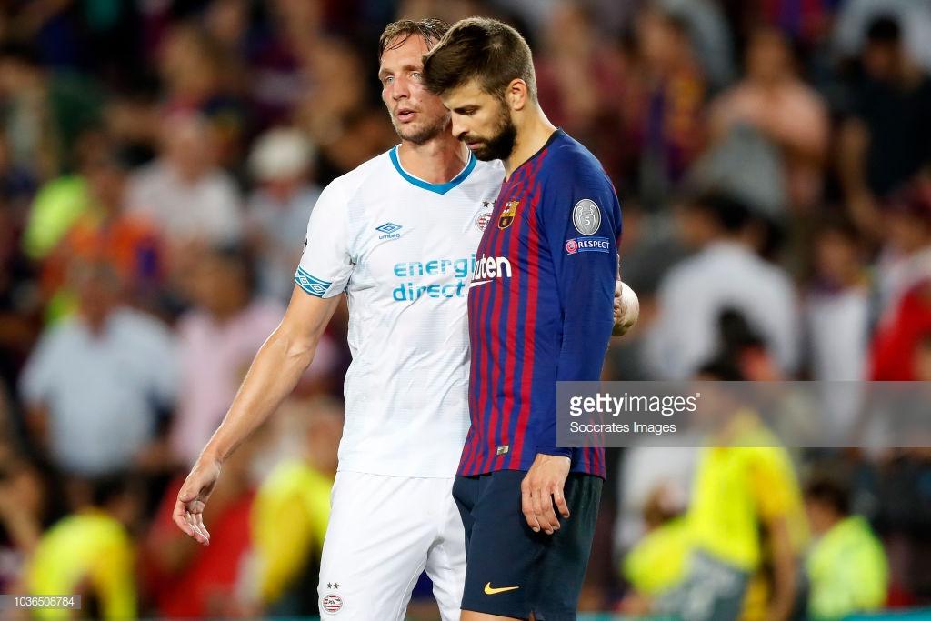 صور مباراة : برشلونة - PSV إندهوفن 4-0 ( 18-09-2018 )  4