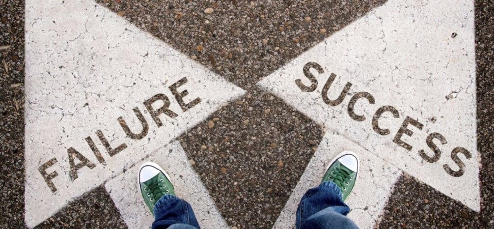 Fear of failure: can it be turned into a tool of success?
