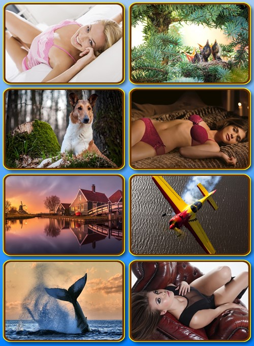 Beautiful Mixed Wallpapers Pack 856
