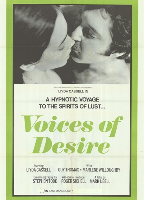 Voices of Desire (1972) DVDRip XviD 820MB