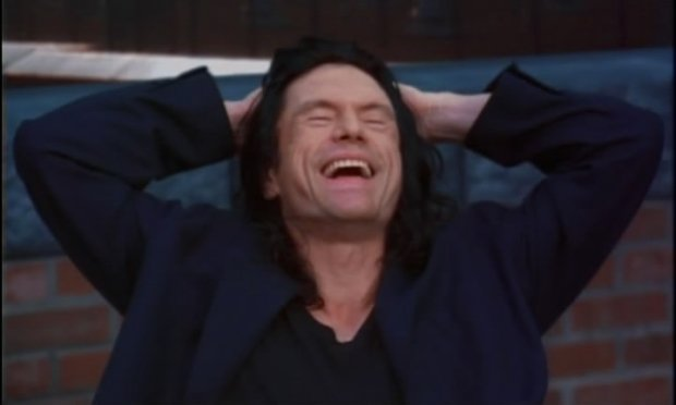 """"""" the room """""""