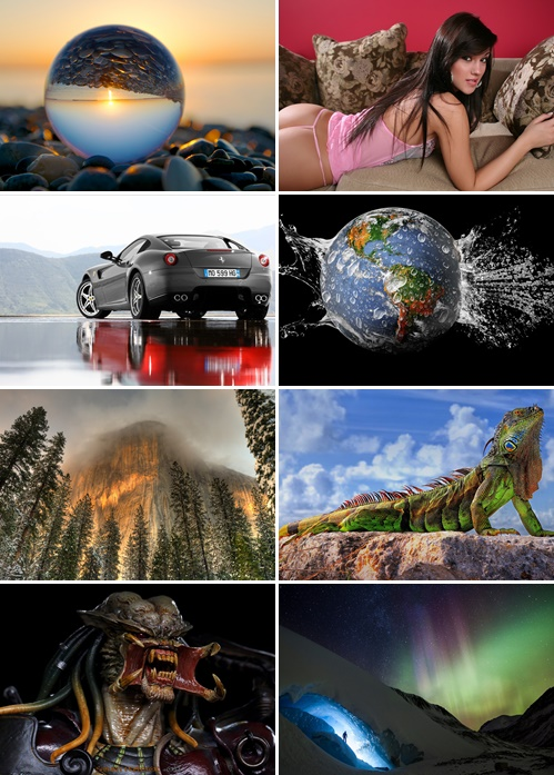 Beautiful Mixed Wallpapers Pack 725