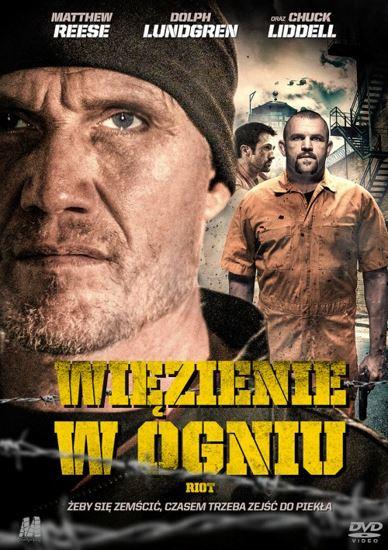 Więzienie w ogniu / Riot (2015) PL.BRRip.XviD-GR4PE | Lektor PL