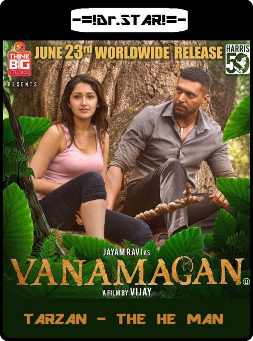 Vanamagan 2017 HDRip Dual Audio Hindi 480p 400mb