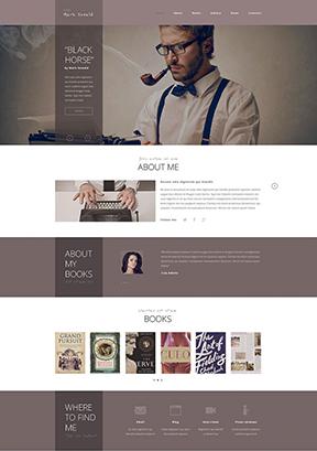 Writer-Website-Template-788x1118