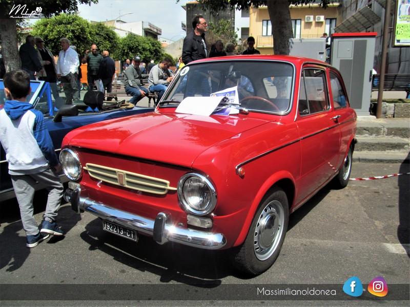 Automotoraduno - Tremestieri Etneo Fiat_850_Special_CT192213_1