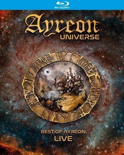 Ayreon : Ayreon Universe – The Best of Ayreon Live (2018) [Blu-ray 1080p]