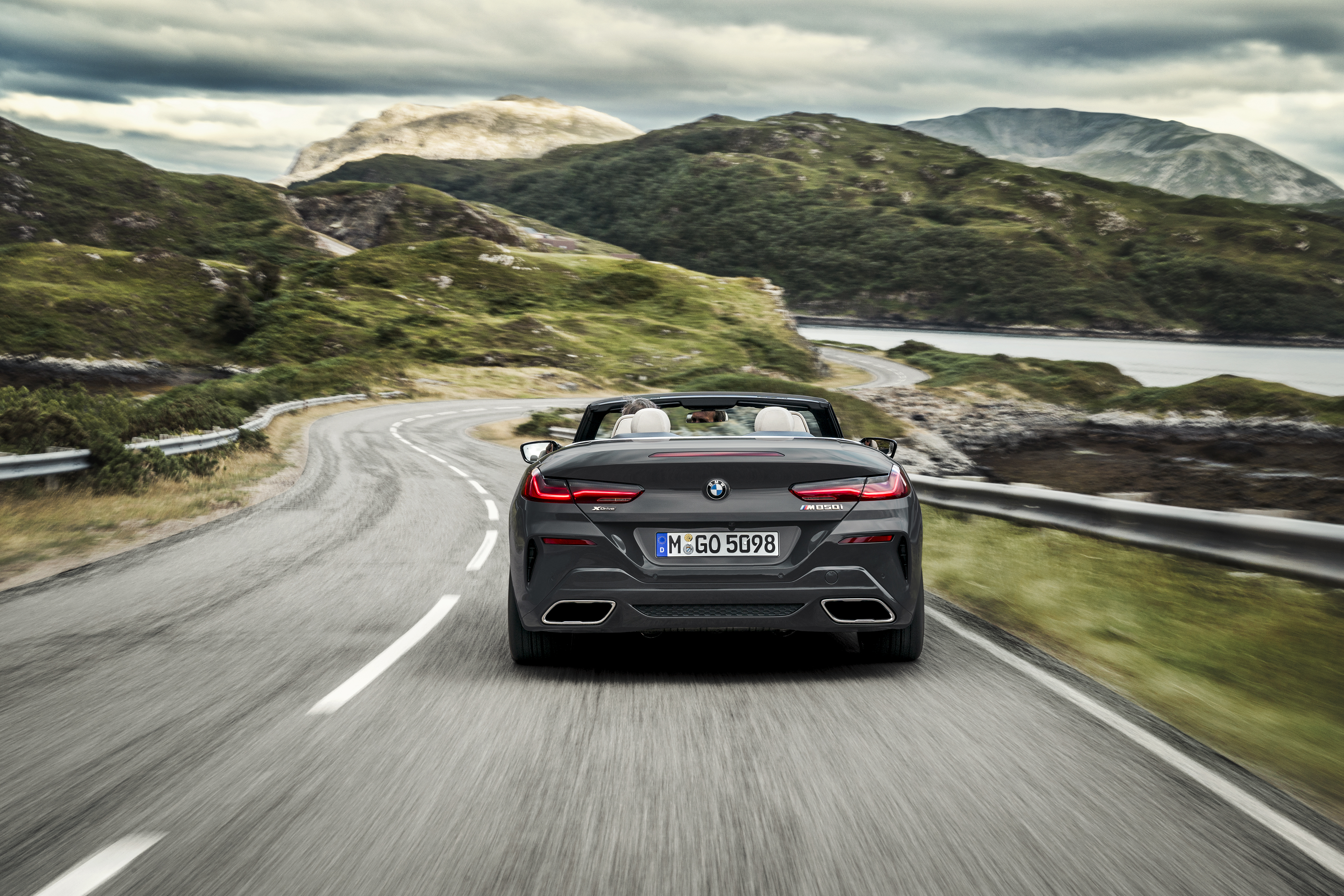 The First-Ever 2019 BMW 8 Series Convertible | BMWZine - BMW