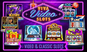 Video Slots Machines For US Players