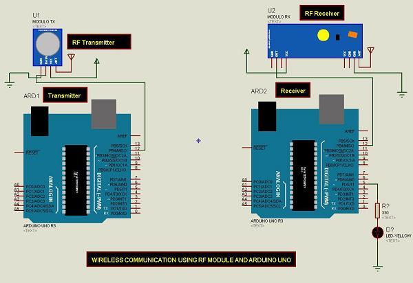 PIR Sensor Circuit Connection