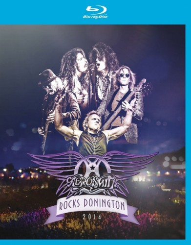 Aerosmith - Rocks Donington 2014 (2015) [Blu-ray 1080i]
