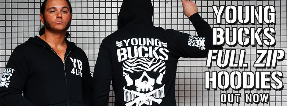 New... YOUNG BUCKS HOODIES!!!
