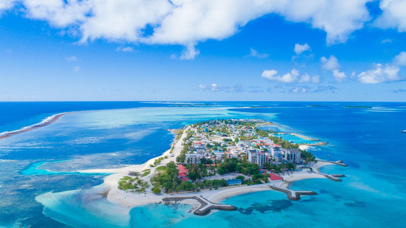 Aeroporto Male Maldive : How to go maafushi island maldives jobs hotels business
