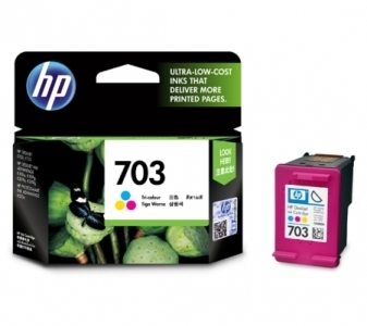 CATRIDGE HP 703 COLOUR