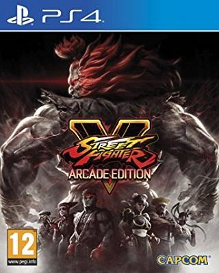 Google Drive] Street Fighter V: Arcade Edition (USA) [ps4] [pkg]