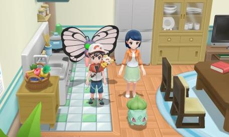 How To Obtain Gift Pokemon Bulbasaur Pokemon Lets Go Eevee