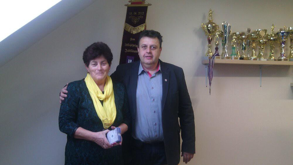 Výroční schůze SDH Lubenec 2016 1