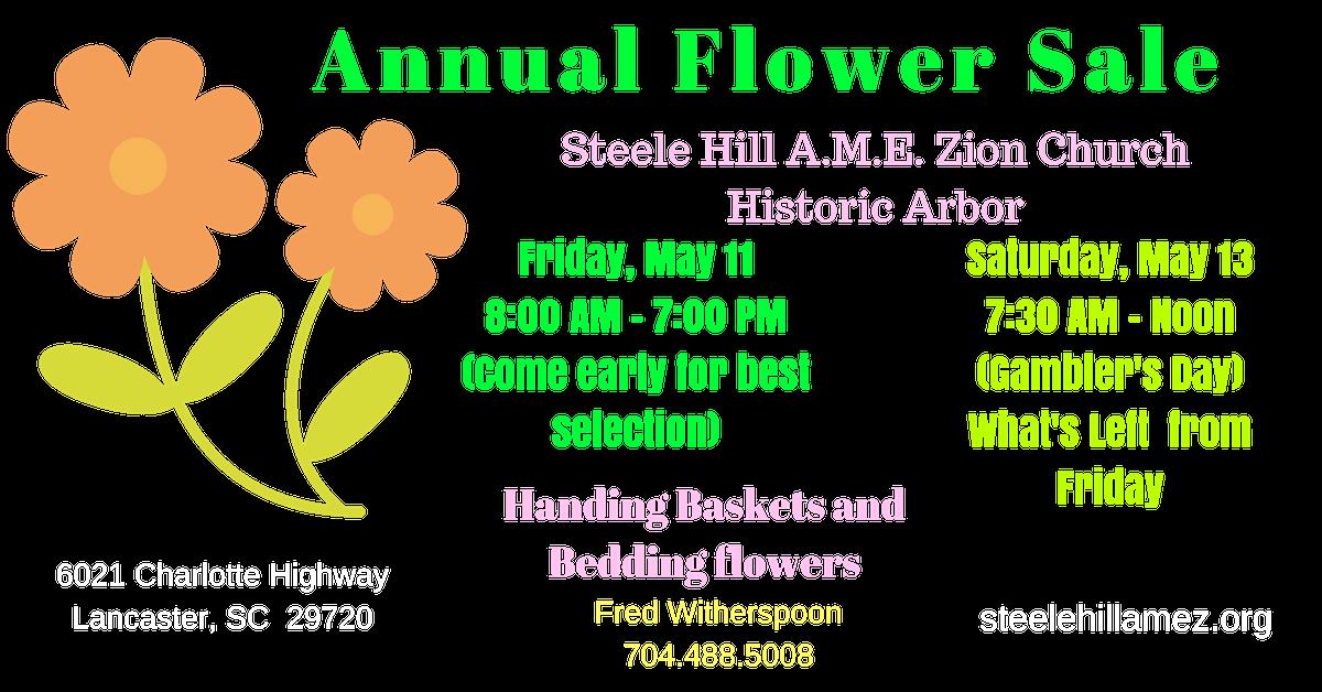 SHAnnual_Flower_Sale