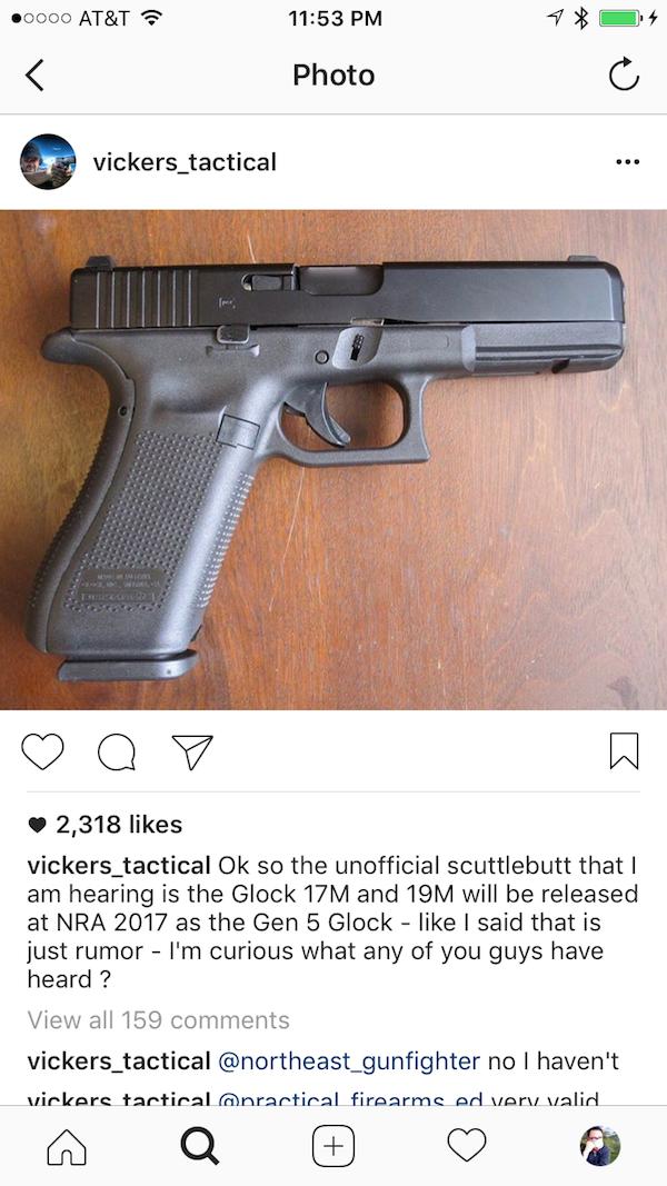 Glock Gen 5 - Calguns net