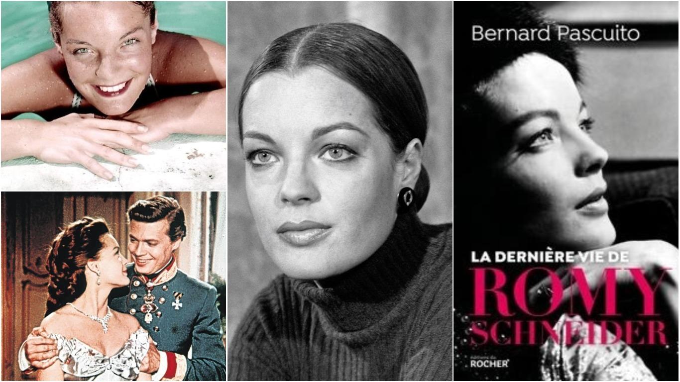 'ZADNJI ŽIVOT ROMY SCHNEIDER': Nova biografija slavne glumice