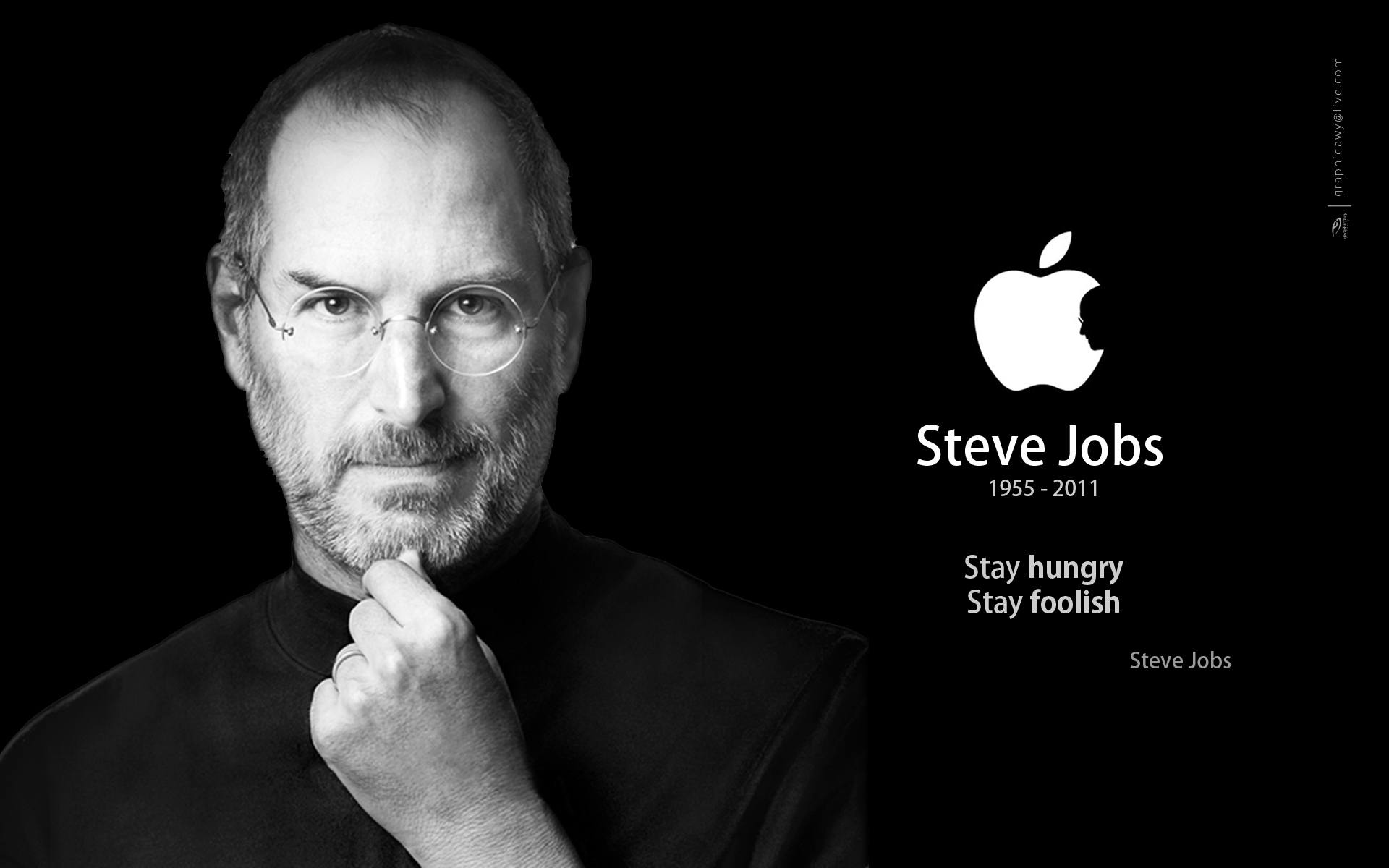 Steve Jobs. History of success