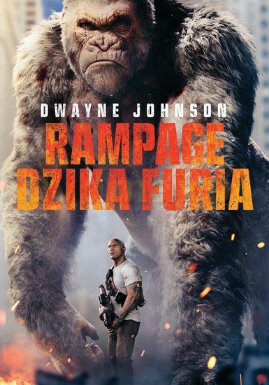 Rampage: Dzika furia / Rampage (2018) PLDUB.AC3.DVDRip.XviD-GR4PE   Dubbing PL