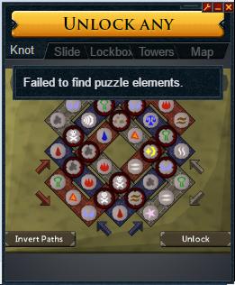 Alt1 Celtic Knot Legacy Interface Error