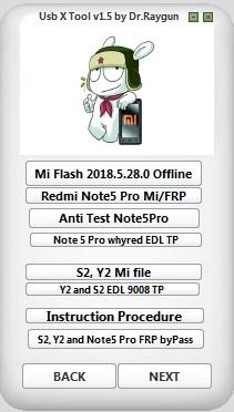 Xiaomi Redmi Note 5 Pro Y2,S2 Mi Account Remove File HEre By