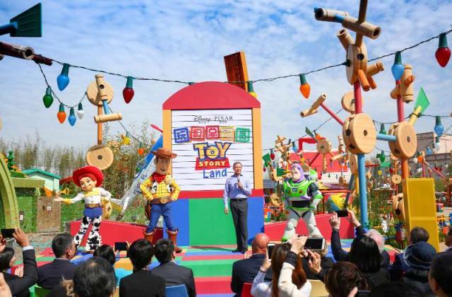 [Shanghai Disneyland] Toy Story Land (2018) - Page 5 Sh1